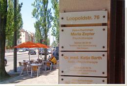 Diplom Psychologin Maria Zepter | München | Psychotherapie, Seminare